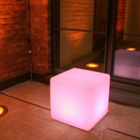 Moree Cube 45 LED Verlicht