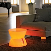 Moree Lounge Table Mini LED