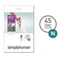 simplehuman-afvalzak-n-4550-liter - SH 003252
