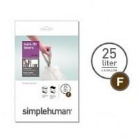 simplehuman-afvalzak-f-25-liter - SH 003160