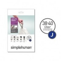 simplehuman-afvalzak-j-3840-liter - SH 003207