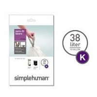 simplehuman-afvalzak-k-3545-liter - SH 003221