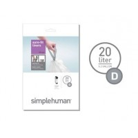 simplehuman-afvalzak-d-20-liter - SH 003146