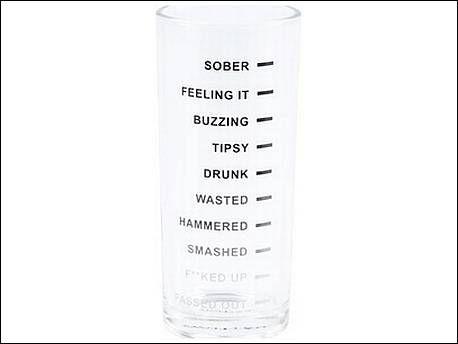 Drink je lam meter glas