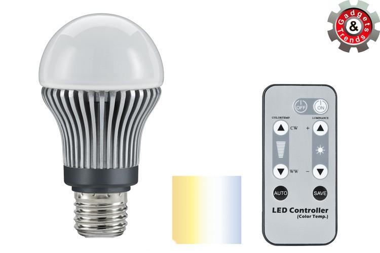 Warm - Koud Wit LED Lamp