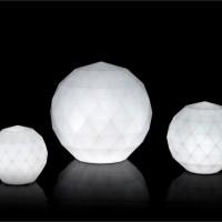 vondom-vases-lampara-bola-wit-verlicht - 48030L