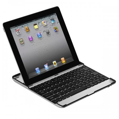 Aluminium Bluetooth Keyboard voor de iPad