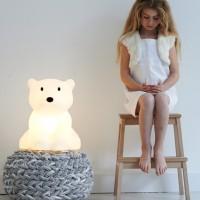 MrMaria Nanuk ijsbeer Lamp