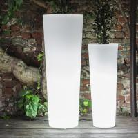 serralunga-newpot-wit-verlicht - NEWPOT HIGH/L