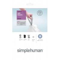 simplehuman-afvalzak-b-6-liter - SH 003122
