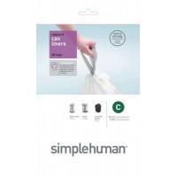 simplehuman-afvalzak-c-1012-liter - SH 003139