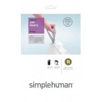 Simplehuman Afvalzak R 10 liter