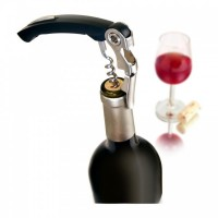 vacu-vin-waiters-corkscrew-black - 68514606