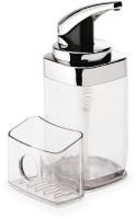 simplehuman-zeepdispenser-vierkant-650-ml-met-rekje - SH 014739