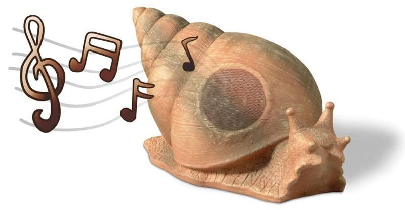 Slak-speaker