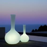 verlichte-vazen