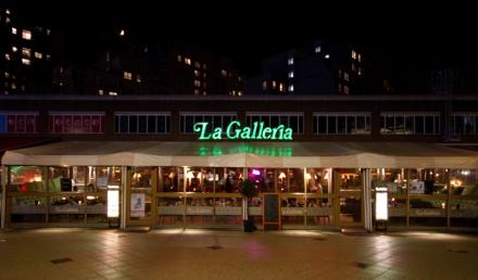 La galleria italiaans scheveningen webcam