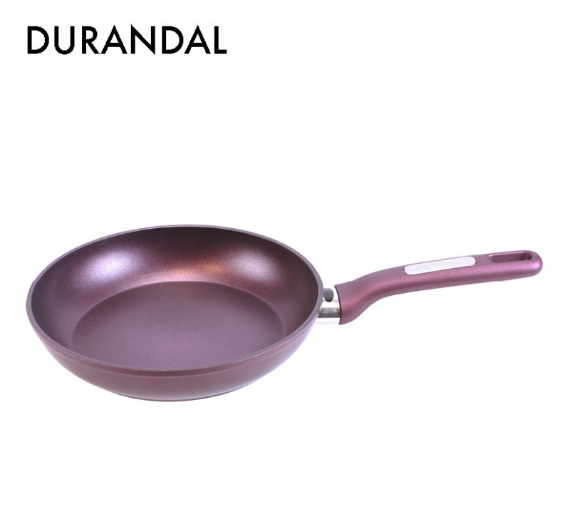 Durandal ambiance 24cm pan aubergine
