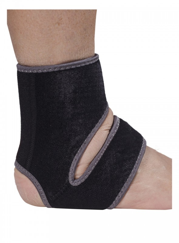 Bio feedbac ankle support