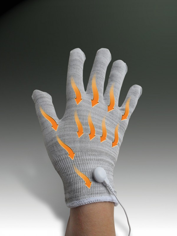 Circulation maxx upsell gloves - onderdelen