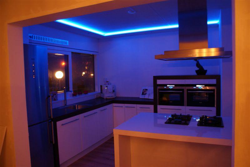 Multicolor led strip compleet moodlight objecten verlichting
