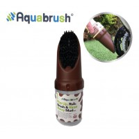 aquabrush-250ml-cleaning-kit-brown - AQB003