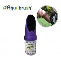 aquabrush-250ml-cleaning-kit-purple - AQB004