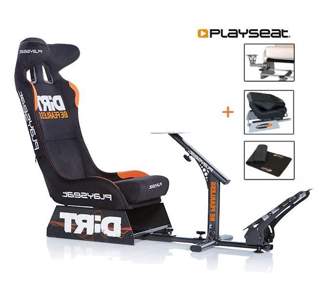 Playseat® DiRT Package