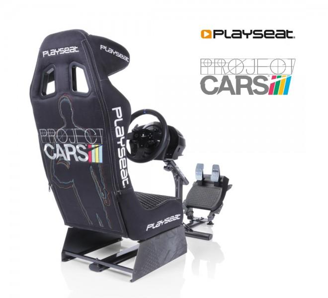 Playseat® Project CARS Race Bundel