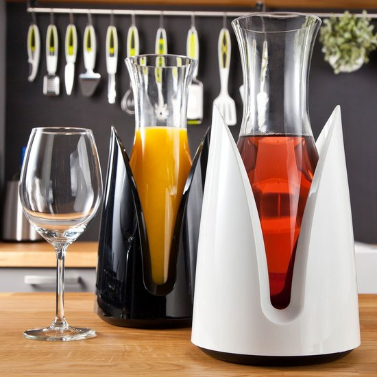 Vacuvin Rapid Ice Wijn Karaf Koeler Wit