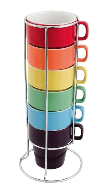 Coffee Pads Cup Tower
