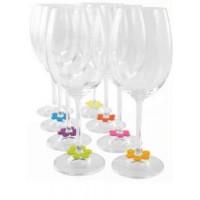 wijnglasmarker-bloem