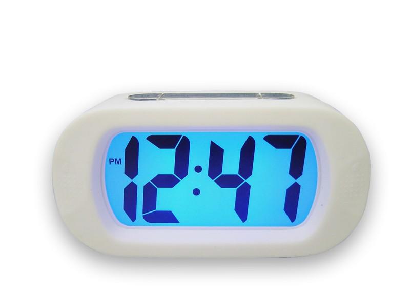 Balance Time LCD Kwartswekker