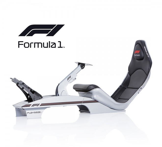 Playseat® F1 Silver Official Licensed F1