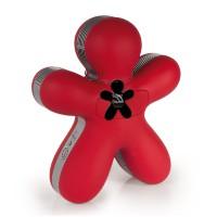 mr-mrs-fragrance-george-speaker-bt-diffuser-soft-touch-rood - MR-JGEOSP10SA