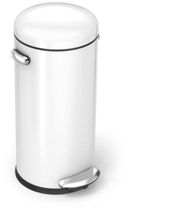 Simplehuman Afvalemmer Retro 30 liter