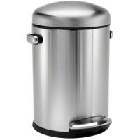 simplehuman-afvalemmer-retro-45-liter