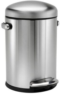 Simplehuman Afvalemmer Retro 4,5 liter