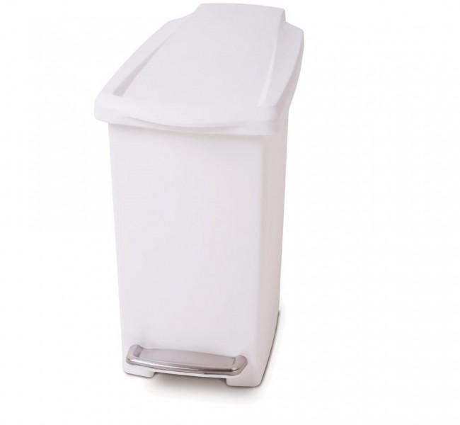 Simplehuman Afvalemmer Slim 10 liter