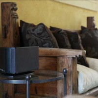 KBSOUND® Soundaround WI-FI Speaker SA 30W Zwart