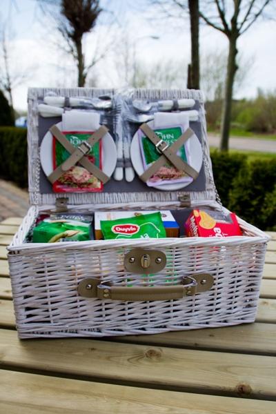 Picknickmand Healthy