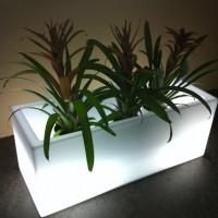 vondom-plantenbak-madrid-wit-verlicht