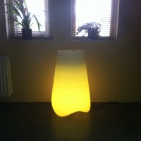 Vondom Vlek Macetero LED