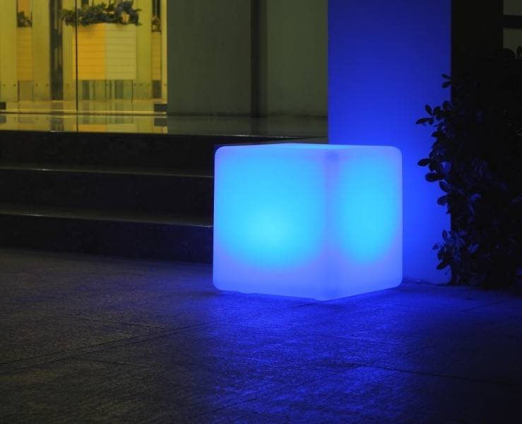 Smart & Green Cube 43 LED oplaadbaar