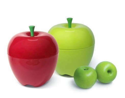 H'apple Fruit of Snoep Container