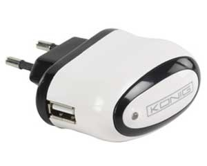 K�nig Ipd-power30 Universele Usb Lader