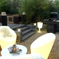 Moree Lounge Table Outdoor & Indoor