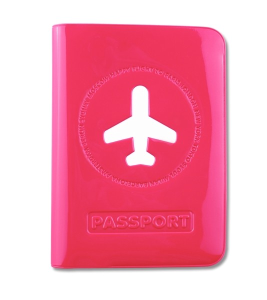 Happy Flight Paspoortmapje