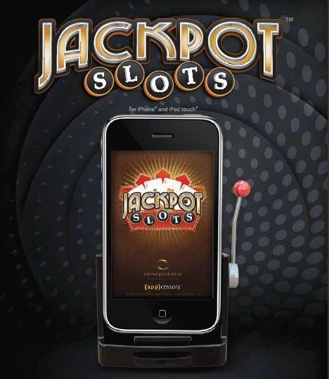 Fruitautomaat voor iPod/iPhone