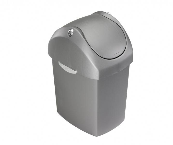 Swing Lid Plastic Can 8 liter